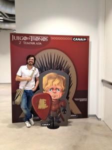 @martinezricci, ilustrador para Canal+