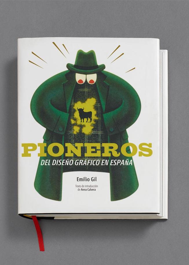 Libro Pioneros gráficos