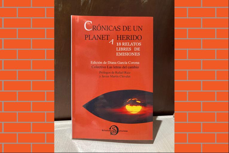 """Antología """"Crónicas de un planeta herido"""""""
